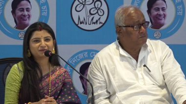 Aditi Munshi joins TMC: তৃণমূল কংগ্রেসে যোগ দিলেন সংগীত শিল্পী অদিতি মুন্সি