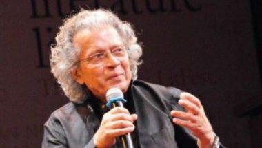 Anil Dharker Dies: মুম্বইয়ের আন্তর্জাতিক সাহিত্য উৎসবের প্রতিষ্ঠাতা অনিল ধারকেরের জীবনাবসান