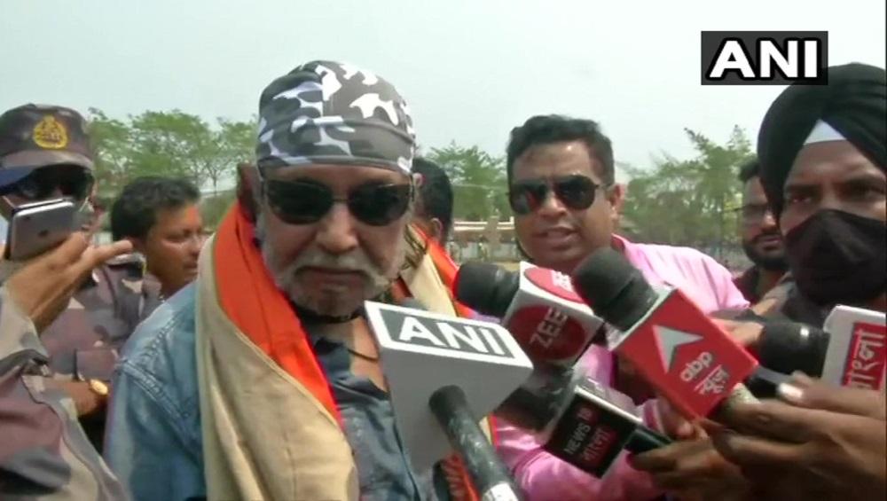 West Bengal Assembly Elections 2021: 'বাংলায় পরিবর্তন আসছে ', দাবি মিঠুনের