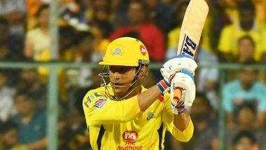 IPL 2021: বিপক্ষ দলকে হুঁশিয়ারি? অনুশীলনে বিশাল ছক্কা মহেন্দ্র সিং ধোনির