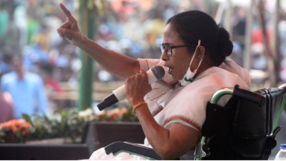 WB Assembly Elections 2021: 'মমতাকে হারাতে হবে, কোনও দিন পারবেন না; যান ভাগুন'