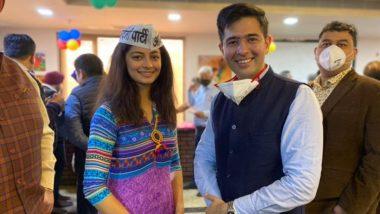 Mansi Sehgal Joins AAP: আম আদমি পার্টিতে যোগ দিলেন মিস ইন্ডিয়া মানসী সেহগাল