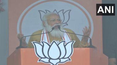 WB Assembly Elections 2021: 'তৃণমূলের খেলা শেষ, বিকাশ শুরু'; কাঁথিতে নরেন্দ্র মোদি