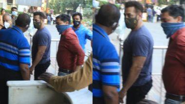 Salman Khan: হাসপাতালে পৌঁছলেন বলিউডের ভাইজান সলমন খান; কিন্তু কেন?