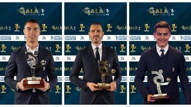 Cristiano Ronaldo: সেরার আসনে আবারও ক্রিশ্চিয়ানো রোনাল্ডো, গ্রান গালা ডেল ক্যালসিও এআইসির প্লেয়ার অফ দ্য ইয়ার পুরস্কার পেলেন ফুটবল কিংবদন্তি