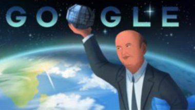Google Doodle: ভারতের 'স্যাটেলাইট ম্যান' উদুপি রামাচন্দ্র রাওয়ের ৮৯–তম জন্মদিনে গুগলের ডুডল