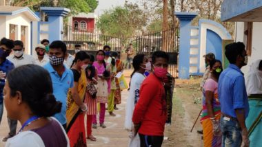 WB Assembly Elections 2021: তৃণমূলে বোতাম টিপলেও পদ্মছাপে পড়ছে ভোট, ইভিএম কারচুপির অভিযোগ কাঁথিতে