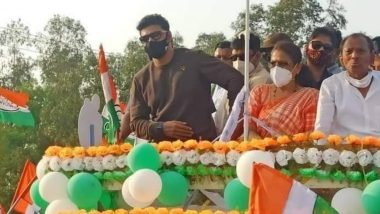 WB Assembly Elections2021: বাংলার মানুষ দিদির পাশেই আছে, জুমলাবাজদের সঙ্গে নয়, বললেন দেব