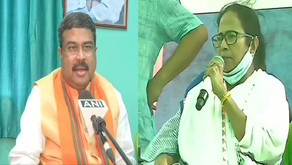 West Bengal Assembly Election 2021 : 'মানসিক স্থিরতা হারিয়েছেন মমতা', তোপ বিজেপির