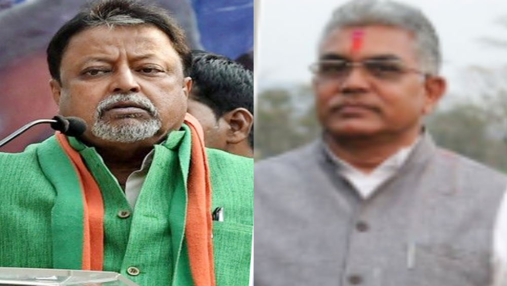 WB Assembly Elections 2021: নবান্নের দখল নিতে পদ্ম শিবিরের তুরুপের তাস দিলীপ-মুকুল, শাহর বৈঠকে চললেন দিল্লি