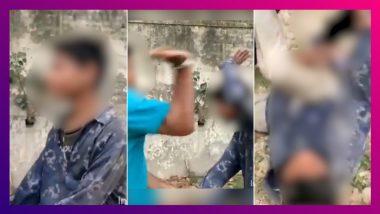 Muslim Boy Beaten For Drinking Water From Temple: মন্দিরে ঢুকে জল খাওয়ার অপরাধে বেধড়ক মারধর মুসলিম নাবালককে