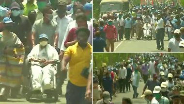 TMC Martyrs' Day Rally: এবারও ভার্চুয়াল শহীদ দিবস তৃণমূলের, করোনায় ঝুঁকি না নিয়ে ঐতিহাসিক জয়ের পরও উচ্ছ্বাসকে অনলাইনেই বাঁধলেন দিদি