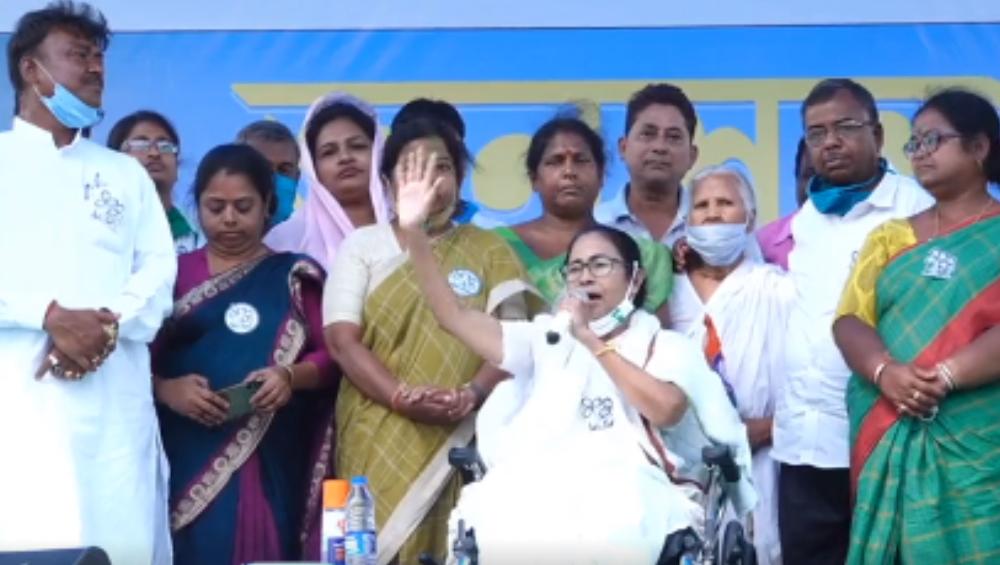 WB Assembly Elections 2021: 'গদ্দারদের নিয়ে বিজেপি বাংলা জয় করবে? ধার চাহিয়া আর লজ্জা দেবেন না'