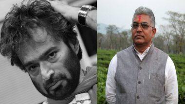 West Bengal Assembly Elections 2021: এক ফ্রেমে নচিকেতার সঙ্গে দিলীপ ঘোষ, নেটদুনিয়ায় ভাইরাল ছবি