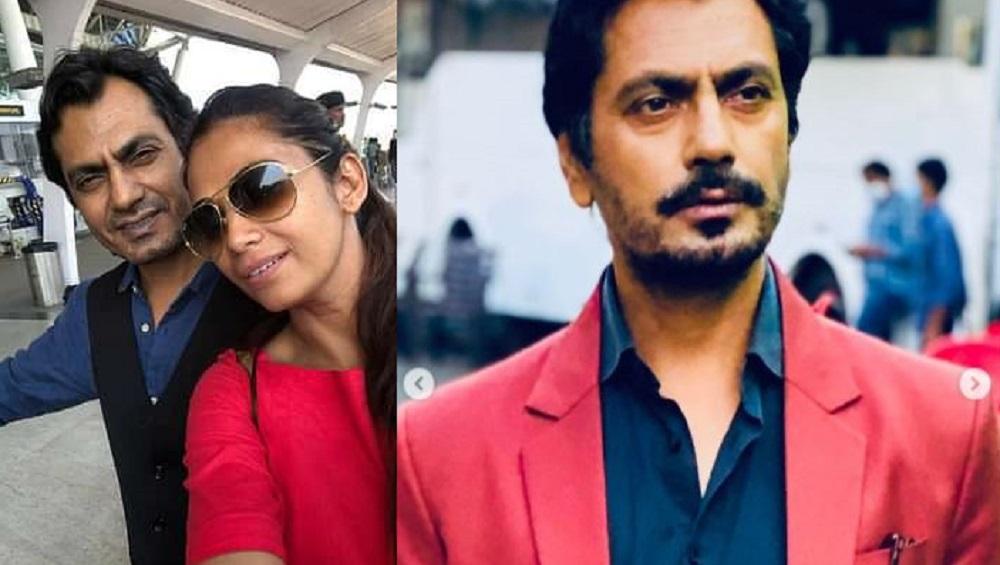 Nawazuddin's Wife Played Holi With Actors Brother : হেনস্থার অভিযোগের পর ভাসুরের সঙ্গে রংয়ের উৎসবে নওয়াজের স্ত্রী