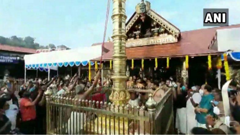Kerala: উথরম উৎসবের জন্য খুলছে শবরীমালার দরজা