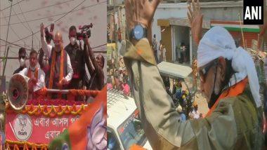 West Bengal Assembly Election 2021 : হাইভোল্টজ নন্দীগ্রামে শাহ, খড়গপুরে ভোটের উত্তাপ বাড়ালেন মিঠুন