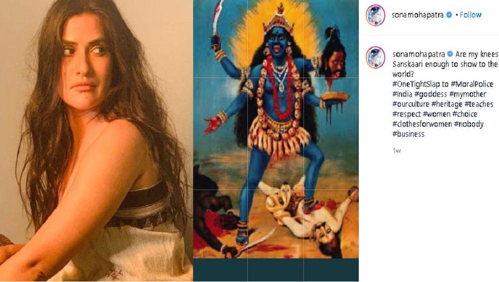 Sona Mohapatra receives death : হিন্দু দেবীকে নিয়ে বিতর্কিত মন্তব্য? সোনা মহাপাত্রকে খুনের হুমকির অভিযোগ