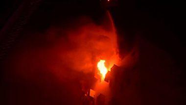 Strand Road Fire: 'রাজ্য সরকারের গাফিলতির জেরেই এই মর্মান্তিক অগ্নিকাণ্ড', স্ট্র্যান্ড রোড অগ্নিকাণ্ডে টুইট অমিত মালব্যর