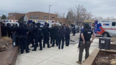 US Mass Shooting: মার্কিন মুলুকে বন্দুকবাজের হামালায় হত ১০