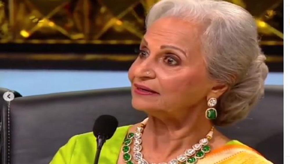 Waheeda Rehman : 'মুসলিম' বলেই ওয়াহিদাকে ফিরিয়ে দেন নৃত্যগুরু, আবেগপ্লুত অভিনেত্রী