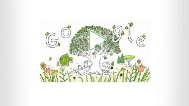 Earth Day 2021 Google Doodle: ওয়ার্ল্ড আর্থ ডে ২০২০-তে বিশেষ ডুডল গুগলের