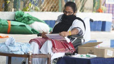 CM Mamata Banerjee: ধর্নাস্থলে বসে ছবি আঁকছেন মুখ্যমন্ত্রী মমতা বন্দোপাধ্যায়