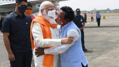 Siliguri: 'বাইক অ্যাম্বুলেন্স দাদা' করিমুল হককে জড়িয়ে ধরলেন প্রধানমন্ত্রী নরেন্দ্র মোদি