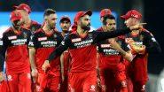 RCB vs KKR, IPL 2021: কলকাতা নাইট রাইডার্সকে ৩৮ রানে হারাল রয়্যাল চ্যালেঞ্জার্স ব্যাঙ্গালোর