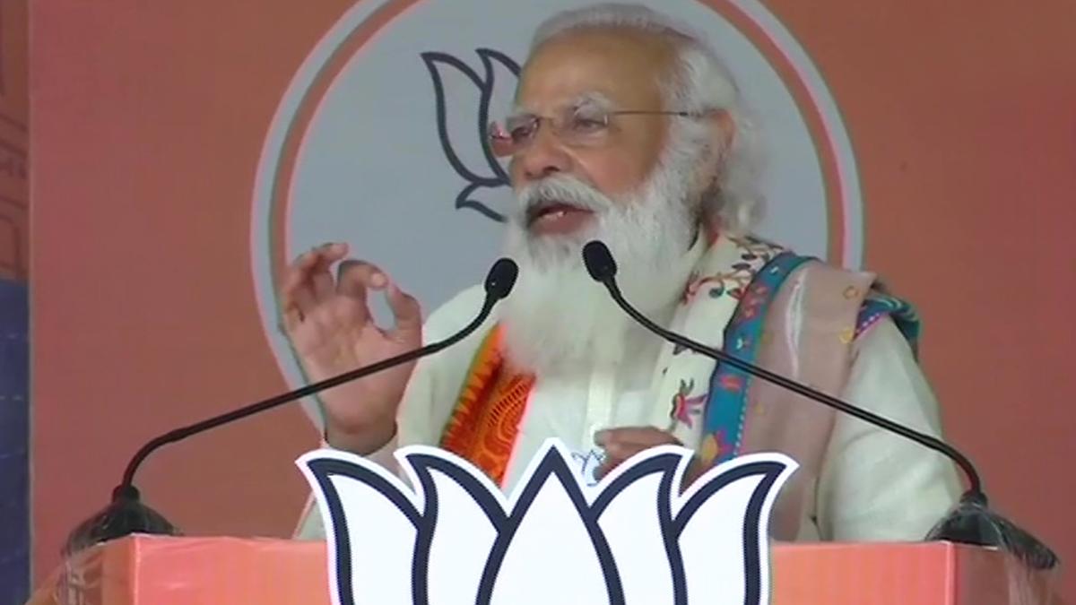 Narendra Modi at Krishnanagar: 'নিজের দলের পোলিং এজেন্টদেরও গালাগালি দিচ্ছেন দিদি', মমতাকে নিশানা মোদির