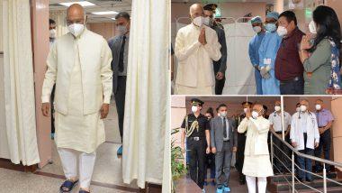 President Ram Nath Kovind: অস্ত্রোপচারের পর সুস্থ রাষ্ট্রপতি রামনাথ কোবিন্দ, ফিরলেন রাষ্ট্রপতি ভবনে