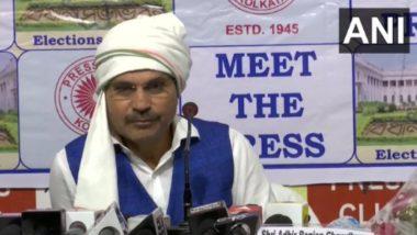 WB Assembly Elections: 'রাজনীতিতে সবই সম্ভব', তৃণমূলের সঙ্গে ভোট পরবর্তী জোট প্রশ্নে কী বললেন অধীর?