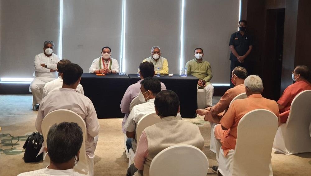 West Bengal Assembly Election 2021 :  করোনার দাপট, প্রধানমন্ত্রীর মিছিল নিয়ে কড়া সিদ্ধান্ত বিজেপির