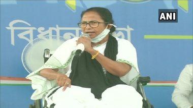 West Bengal Assembly Election 2021 : 'আমি রয়্যাল বেঙ্গল টাইগার' : মমতা বন্দ্যোপাধ্যায়