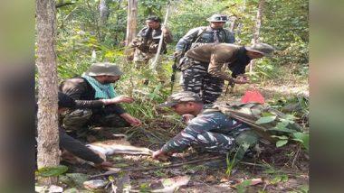 IED was found in Chhattisgarh : বিস্ফোরণ রোধ করে বড় সাফল্য বাহিনীর, দেখুন ভিডিয়ো