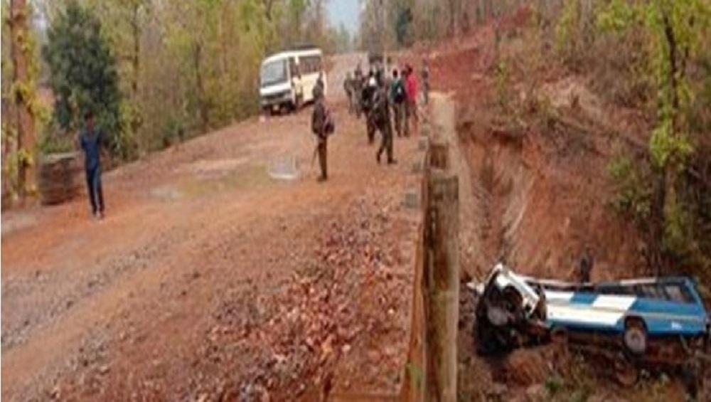 Chhattisgarh: মাওবাদীদের সঙ্গে গুলির লড়াই, ছত্তীশগড়ে নিহত ৫ জওয়ান