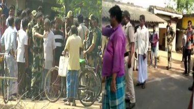 West Bengal Assembly Elections 2021 Phase 2 : দ্বিতীয় দফার ভোট ঘিরে অশান্তি, ডেবরায় আটক বিজেপির মণ্ডল সভাপতি