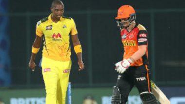 CSK vs SRH IPL 2021 Stat Highlights: ৭ উইকেটে সানরাইজার্স হায়দরাবাদকে হারিয়ে ৬ ম্যাচে ১০ পয়েন্ট নিয়ে শীর্ষে ধোনির সিএসকে