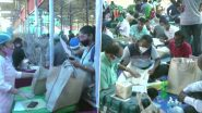 West Bengal Assembly Elections Phase 6 : কাল ষষ্ঠ দফার ভোটগ্রহণ, বিতরণ সেন্টার থেকে ইভিএম সংগ্রহ ভোটকর্মীদের