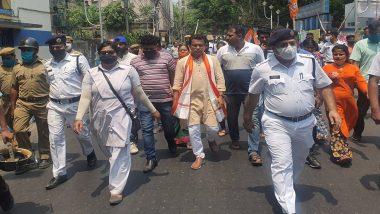 "West Bengal Assembly Election 2021 : ""তোমরা যত মারবে, মানুষ তত জাগবে"", তৃণমূলকে আক্রমণ রুদ্রর"