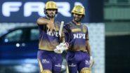 KKR vs CSK, IPL 2021 Live Cricket Streaming: কোথায়, কখন দেখবেন কলকাতা নাইট রাইডার্স বনাম চেন্নাই সুপার কিংস ম্যাচের সরাসরি সম্প্রচার?