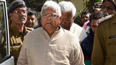 Lalu Prasad Yadav :পশুখাদ্য কেলেঙ্কারি মামলায় লালুর জামিন মঞ্জুর করল ঝাড়খণ্ড হাইকোর্ট
