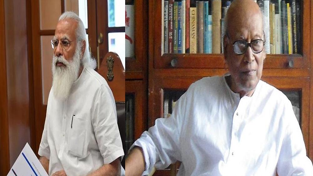 PM Modi On Shankha Ghosh : শঙ্খ ঘোষের প্রয়াণে শোক প্রকাশ প্রধানমন্ত্রীর