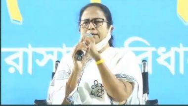 WB Assembly Elections 2021: 'দেশে ওষুধ নেই হাহাকার চলছে, প্রধানমন্ত্রী ভাষণ দিয়ে বেড়াচ্ছেন'