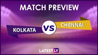 KKR vs CSK: আইপিএলে আজ কলকাতা নাইট রাইডার্স বনাম চেন্নাই সুপার কিংস, জেনে নিন দুই দলের সম্ভাব্য একাদশ ও পরিসংখ্যান