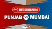 PBKS vs MI, IPL 2021 Live Cricket Streaming: কোথায়, কখন দেখবেন পাঞ্জাব কিংস বনাম মুম্বাই ইন্ডিয়ান্স ম্যাচের সরাসরি সম্প্রচার?