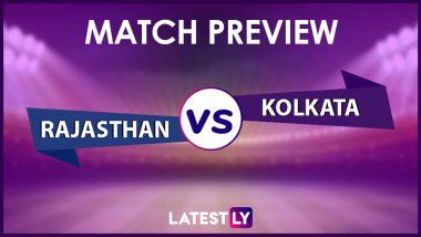 RR vs KKR: আইপিএলে আজ রাজস্থান রয়্যালস বনাম কলকাতা নাইট রাইডার্স, জেনে নিন দুই দলের সম্ভাব্য একাদশ ও পরিসংখ্যান