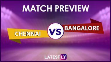 CSK vs RCB: আইপিএলে আজ চেন্নাই সুপার কিংস বনাম রয়্যাল চ্যালেঞ্জার্স ব্যাঙ্গালোর, জেনে নিন দুই দলের সম্ভাব্য একাদশ ও পরিসংখ্যান