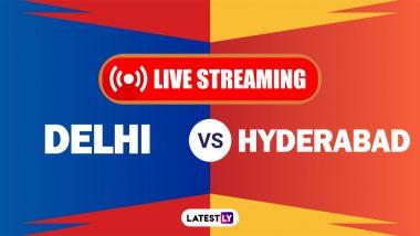 SRH vs DC, IPL 2021 Live Cricket Streaming: কোথায়, কখন দেখবেন পাঞ্জাব কিংস বনাম মুম্বাই ইন্ডিয়ান্স ম্যাচের সরাসরি সম্প্রচার?