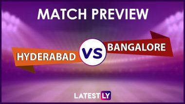 SRH vs RCB : আইপিএলে আজ সানরাইজার্স হায়দরাবাদ বনাম রয়্যাল চ্যালেঞ্জার্স ব্যাঙ্গালোর, জেনে নিন দুই দলের সম্ভাব্য একাদশ ও পরিসংখ্যান